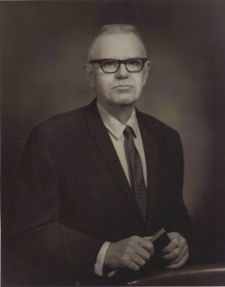 Dr. Thomas Boulware, photo provided by UAB Archives.