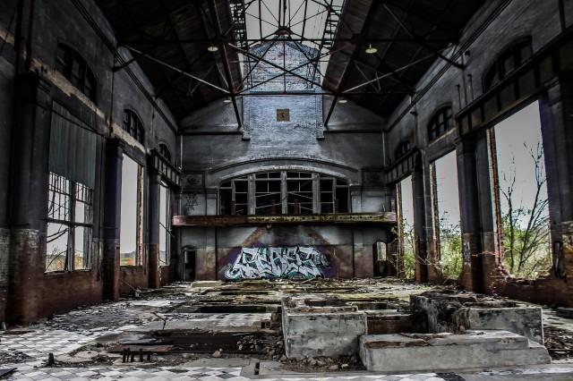 Ensley Steel (TCI) – Abandoned Southeast
