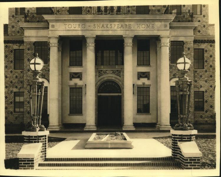 Touro-Shakspeare Almshouse