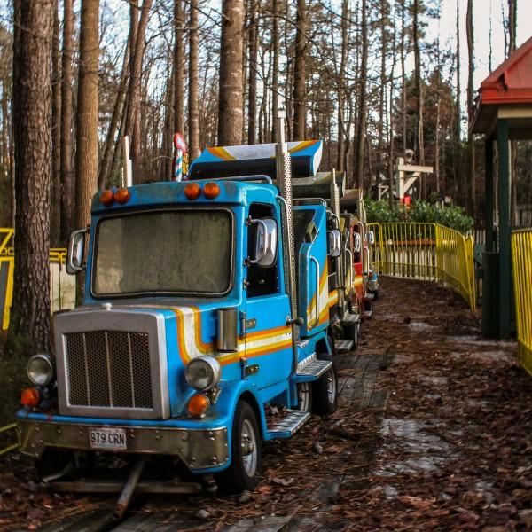 American Adventures Theme Park Georgia