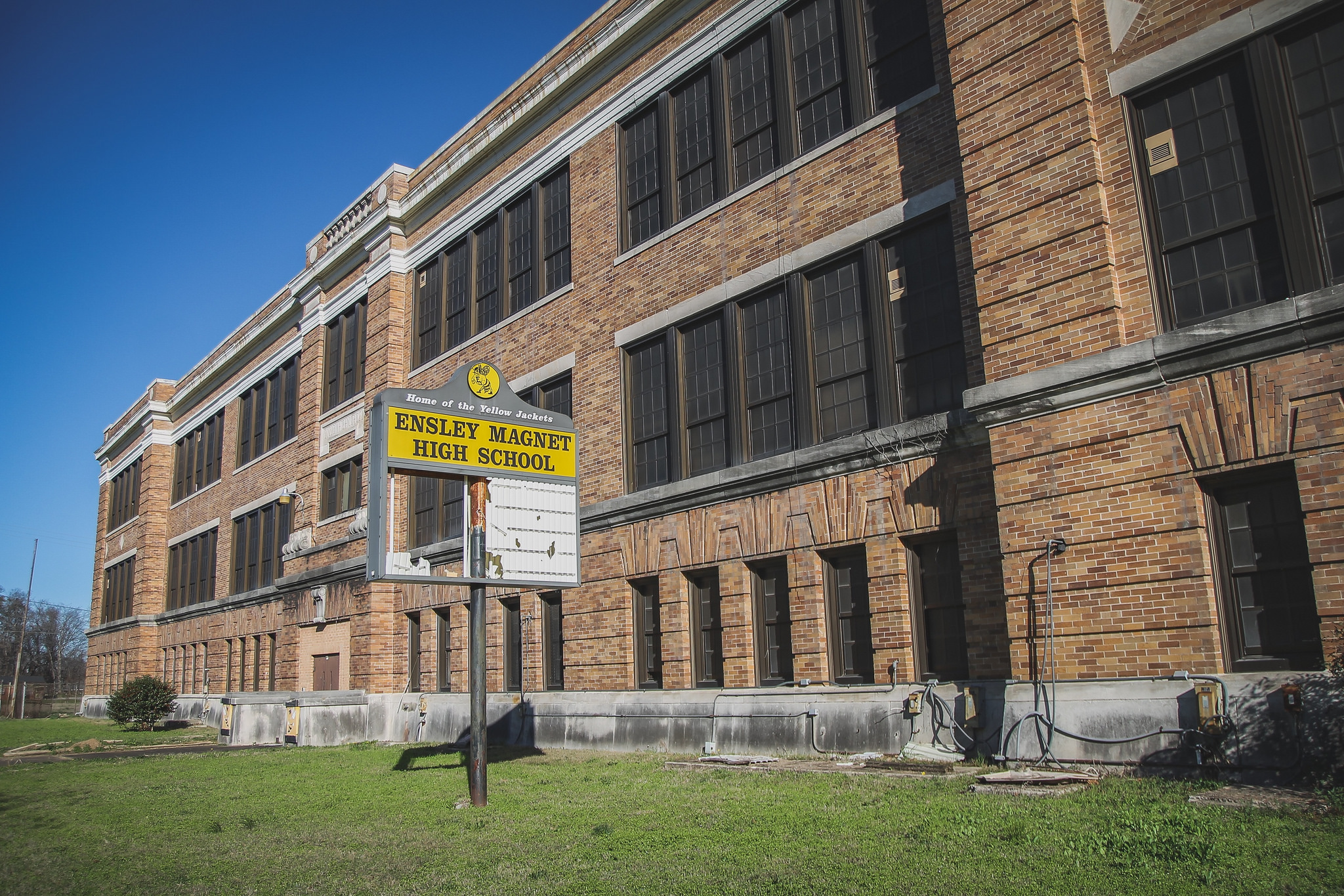 Ensley High School