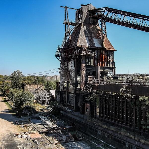 steel mill birmingham abandoned – Abandoned Southeast