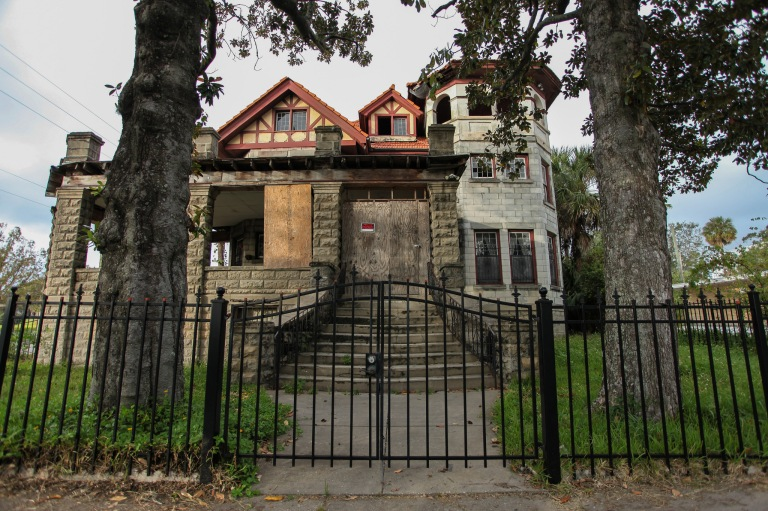 Drew Mansion