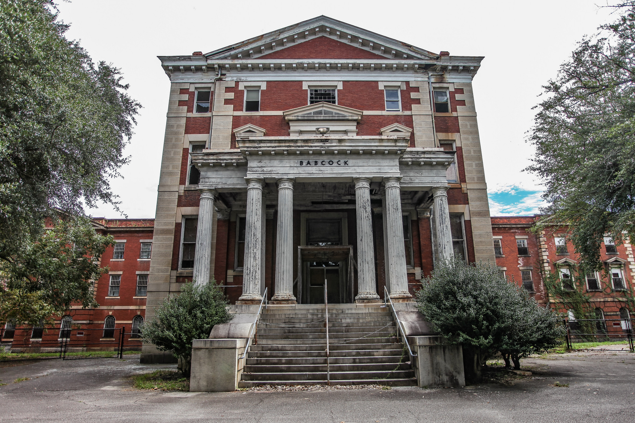 Babcock Building Abandoned Southeast