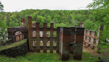 American Adventures Abandoned Southeast