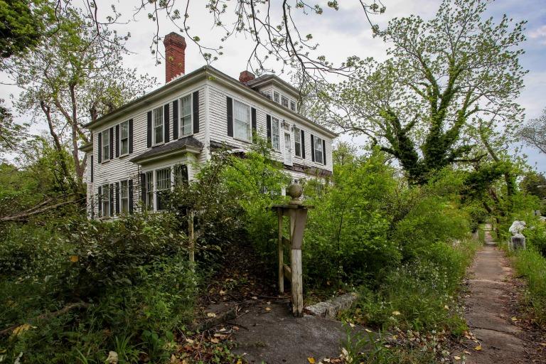 Haint House