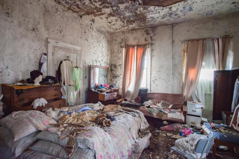 abandoned alabama funeral home