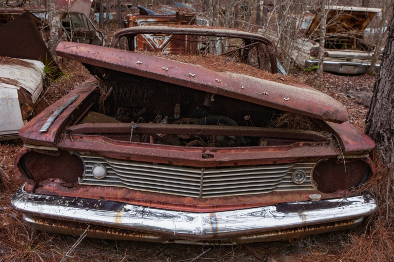 Salvage Yard