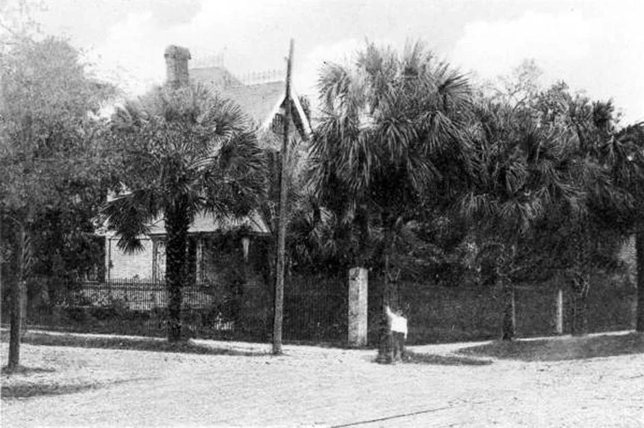 James Mellon House