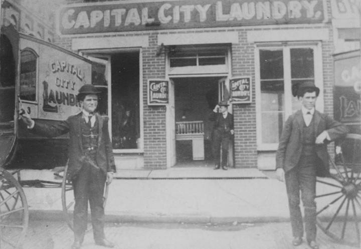 Capital City Laundry