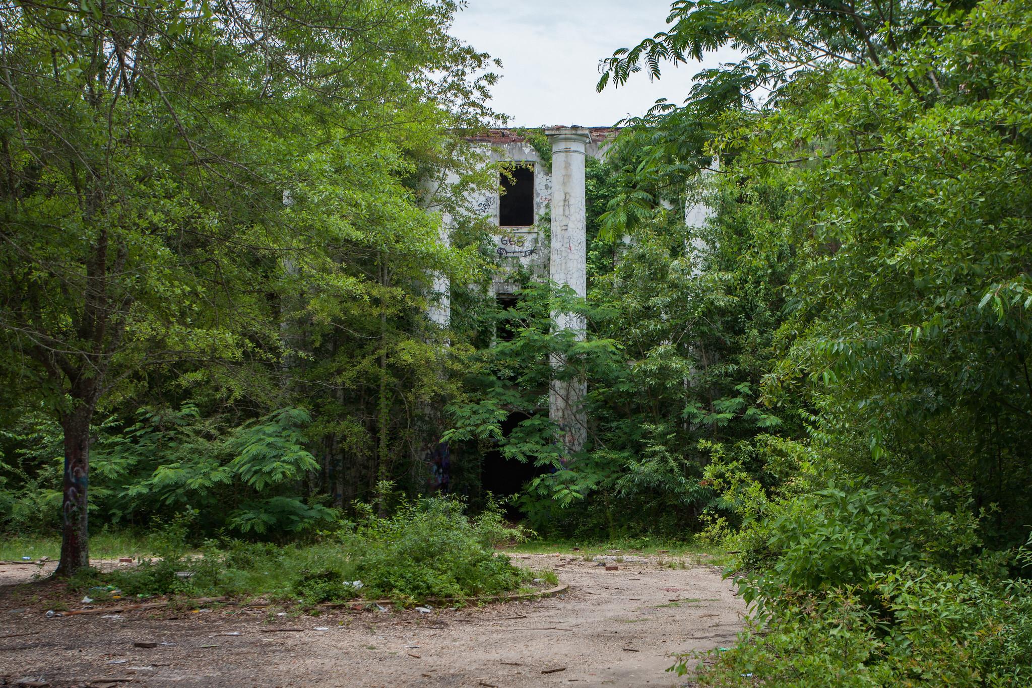 Jemison Center Abandoned Southeast